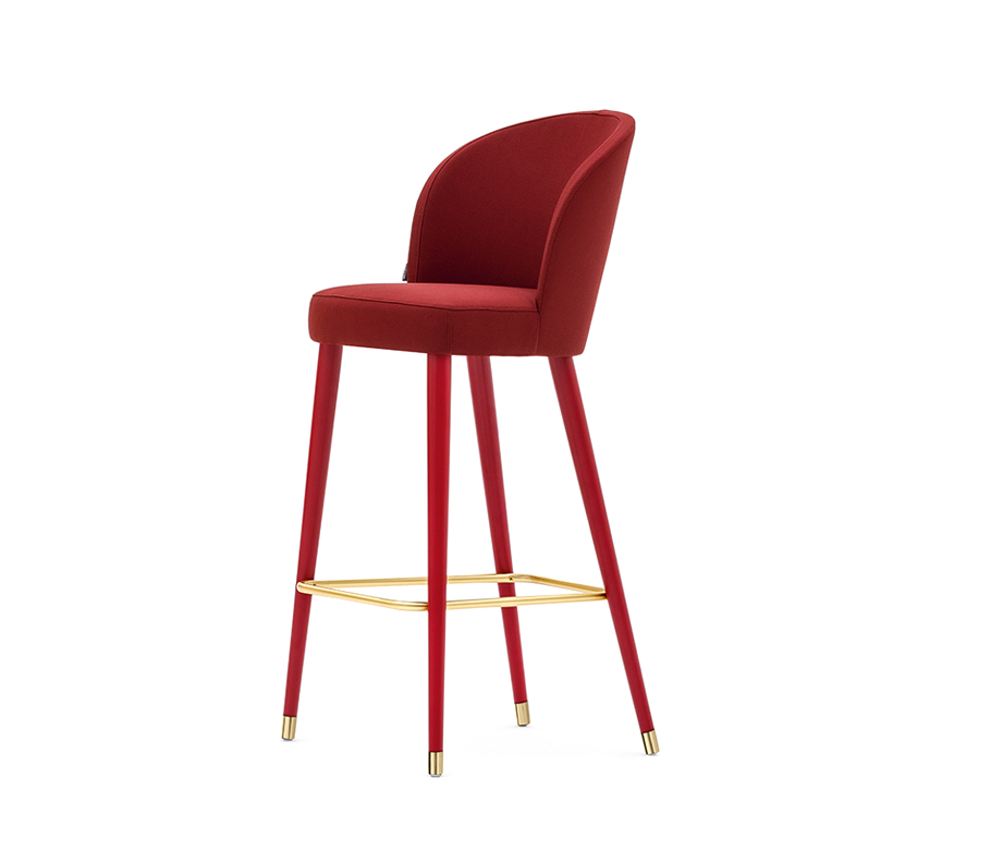 Montbel barstool Rose 03081