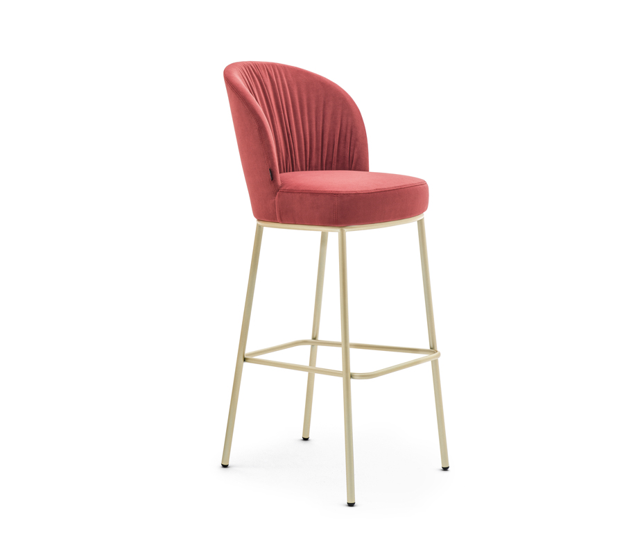 Montbel barstool Rose 03980