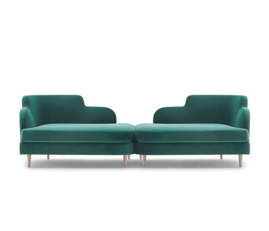 montbel-lounge seating Delice 01054