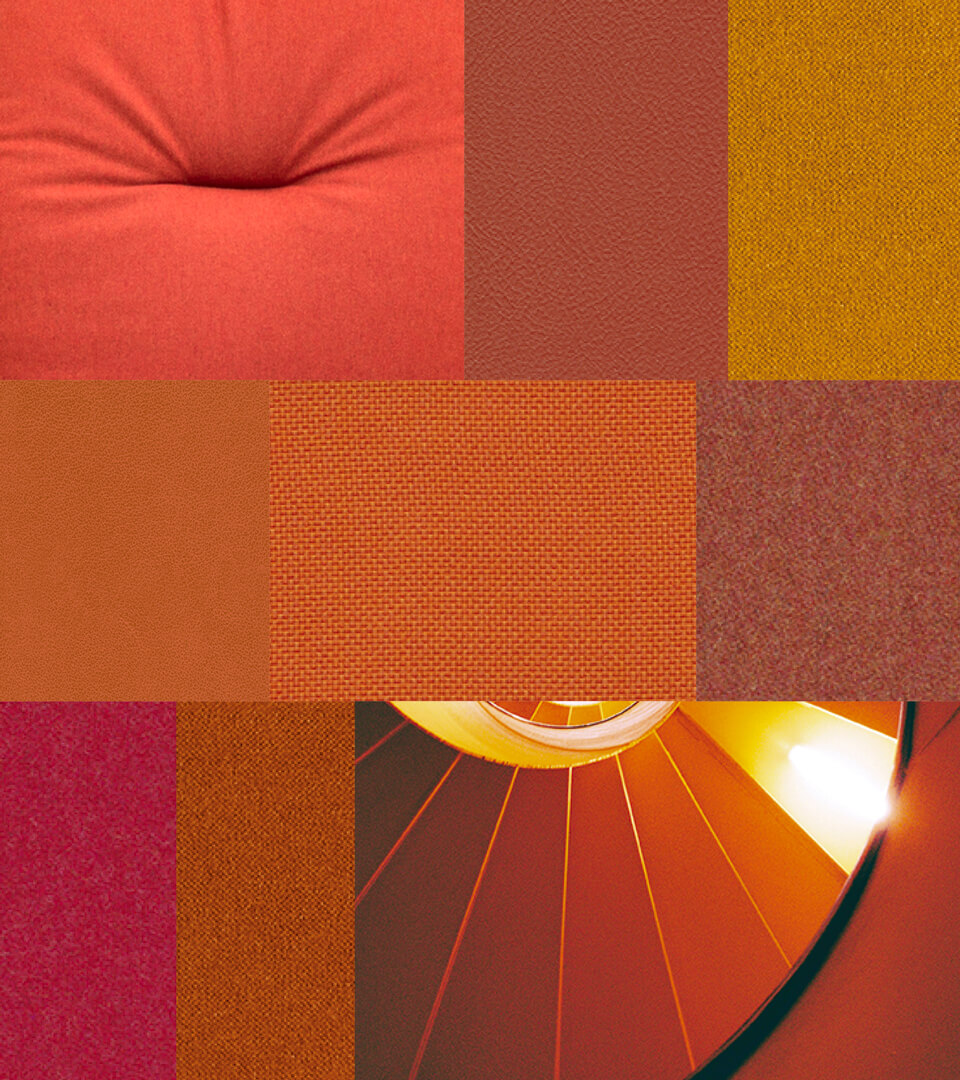 Montbel seating Light moodboard