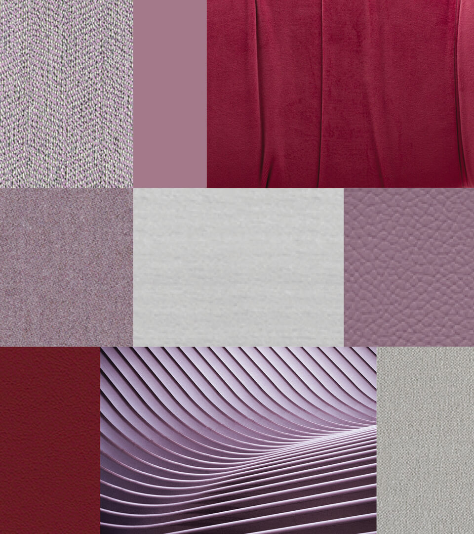 Montbel seating Mafleur moodboard