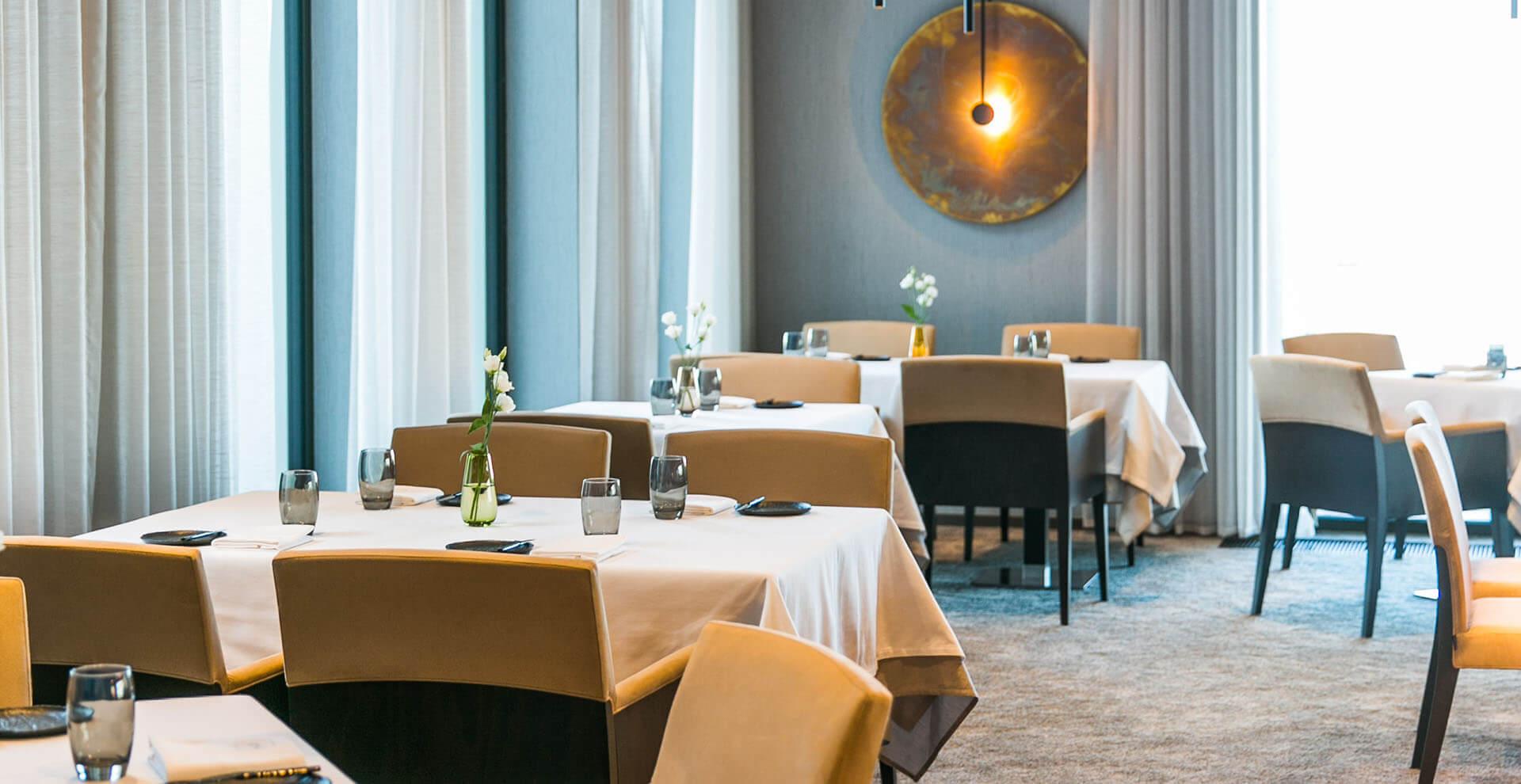 Montbel seating Restaurant 180 Degree Tallin Estonia